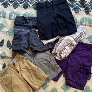 Other - 6 pair boys size 7 shorts